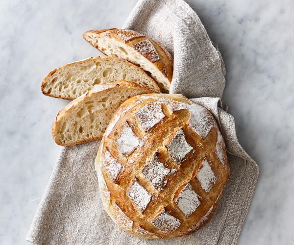 SMALL COUNTRY-STYLE ROUND LOAF ONLY $2!