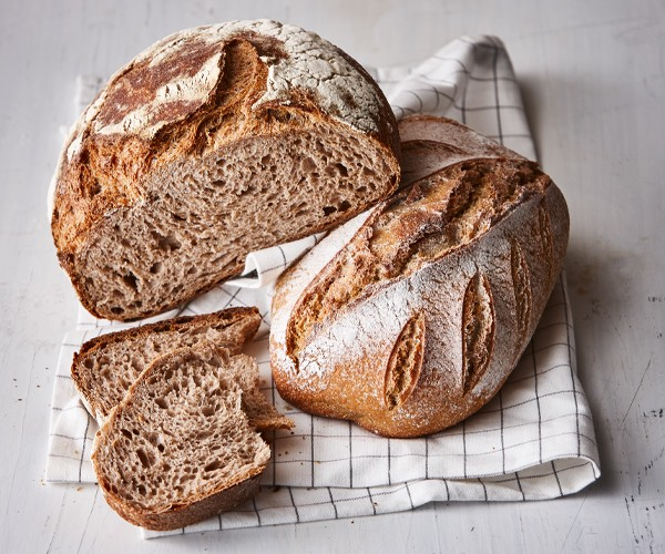 THE ORGANIC KHORASAN WHEAT BREAD ONLY $4