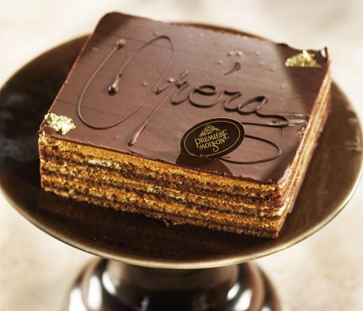 Opera Chocolate Cake Calories