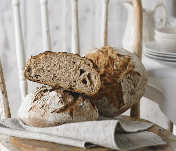 Organic Integral Sourdough Bread
