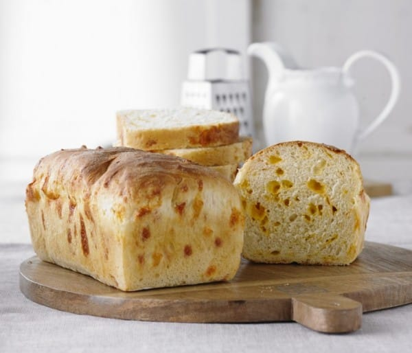 CHEESE BREAD
