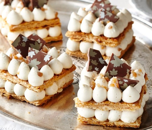 MAPLE MILLEFEUILLE