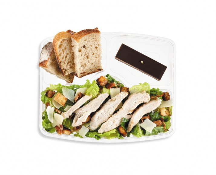 MEAL-SIZED CHICKEN CAESAR SALAD