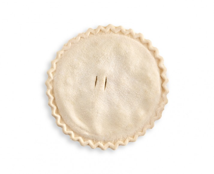 FROZEN, READY-TO-BAKE MEAT PIE