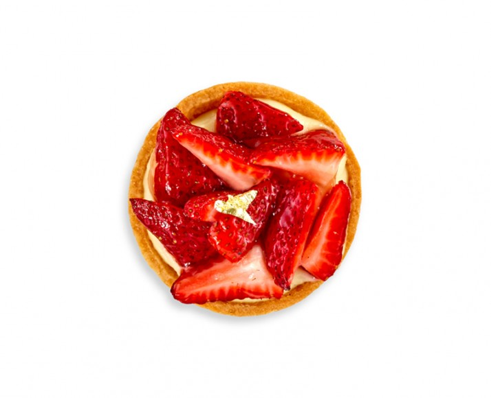 STRAWBERRY OR FRUIT TART