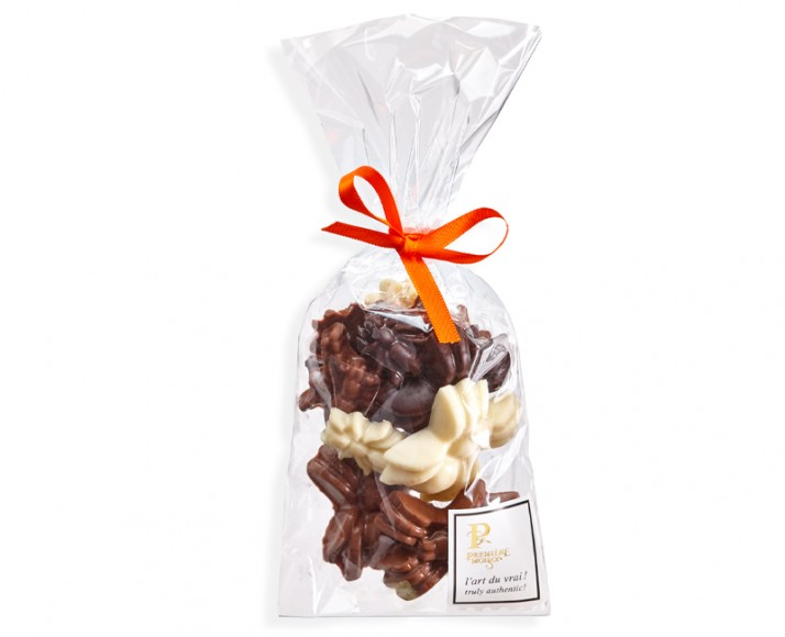 BAG OF CHOCOLATE SPIDERS