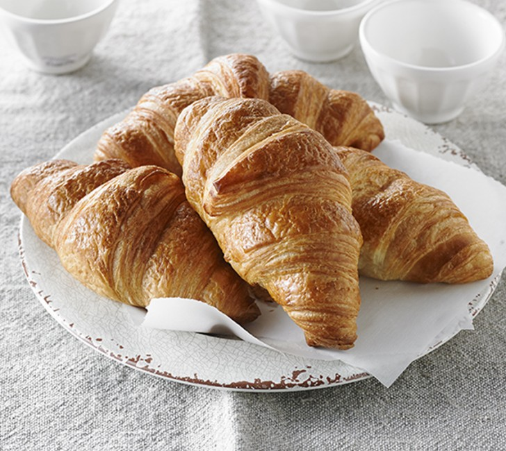 FROZEN, READY-TO-BAKE CROISSANTS