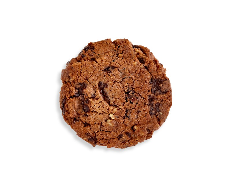 CHOCOLATE PECAN COOKIE