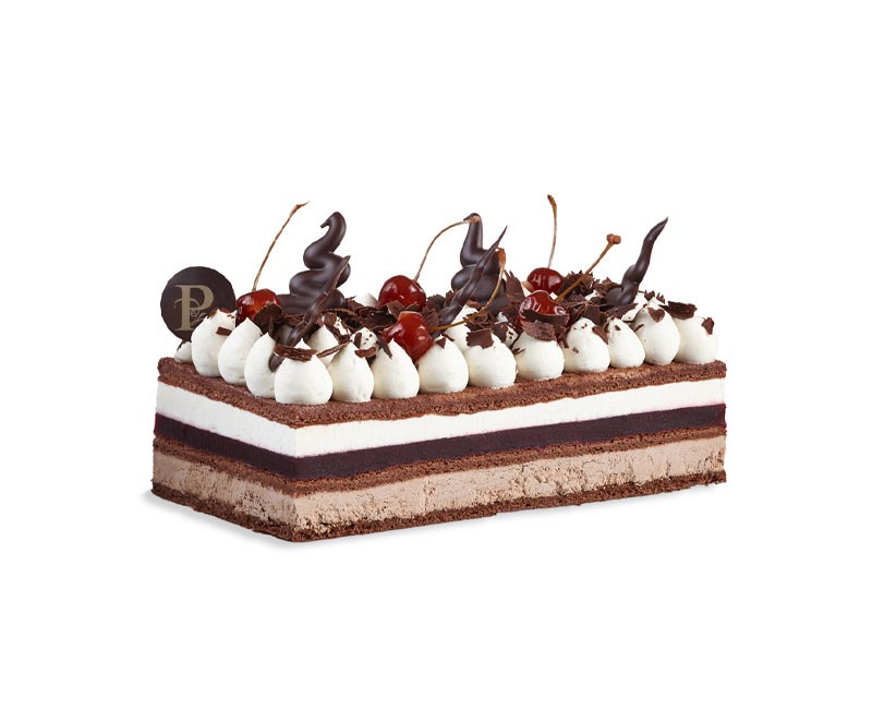 BLACK-FOREST YULE LOG